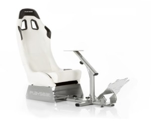 Playseat.  Rennsimulator Cockpit ♥ Playseat Evolution ♥ 19.8 kg ♥ weiß / silber