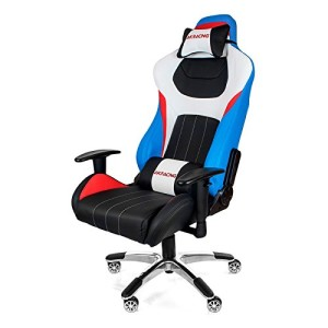 AKRacing Stuhl, Premium ♥ Gaming Sessel ♥ 25 kg ♥ schwarz
