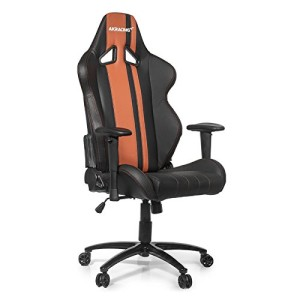 AKRacing Stuhl, Rush ♥ Akracing Chair ♥ 25 kg ♥ schwarz / braun