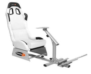 Playseat ♥ Playseat Alcantara ♥ 20 kg ♥ weiß / silber