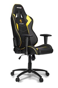 AKRacing Stuhl, Dignitas ♥ Ak Racing Stuhl ♥ 25 kg ♥ schwarz / gelb