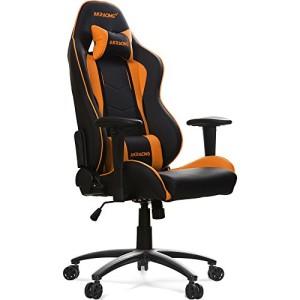 AKRacing Stuhl, Nitro ♥ Ak Racing Stuhl ♥ 25 kg ♥ schwarz / orange