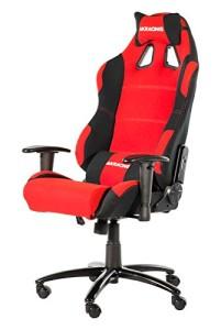 AKRacing Stuhl ♥ Ak Racing Stuhl ♥ 25 kg ♥ rot / schwarz