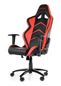 AKRacing Stuhl ♥ Ak Racing Stuhl ♥ 25 kg ♥ schwarz / rot