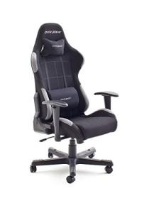 Schreibtischstuhl, Bürostuhl ♥ Robas Lund ♥ 25 kg ♥ schwarz /grau