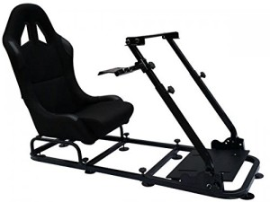 Game Seat ♥ Computerspielsitz ♥ 31 kg  ♥ schwarz