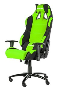 AKRacing Stuhl ♥ Ak Racing Chair ♥ 25 kg ♥ schwarz / grün