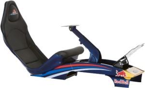 Playseat  mit Red Bull blauen Stahlrahmen  ♥ Playseat F1 ♥ 35 kg  ♥ schwarz