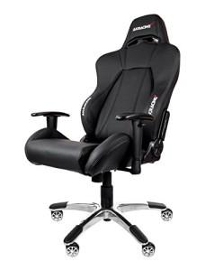 AKRacing Stuhl, Premium ♥ Akracing Premium ♥ 25 kg ♥ schwarz