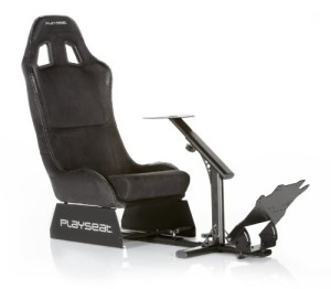 Playseat. 2-Farb Optik ♥ Playseat Alcantara ♥ 24 kg ♥ anthrazit