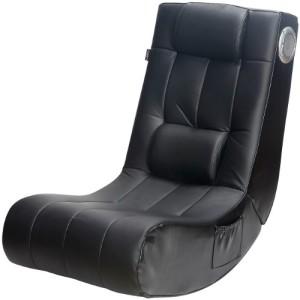 Soundsessel, Sessel mit Lautsprecher ♥ Bass-Sound-Sitz, Musiksessel ♥ 18 kg ♥ schwarz