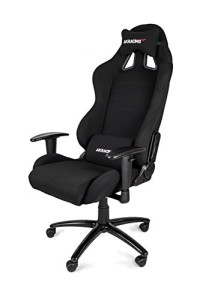 AKRacing Stuhl ♥ Gaming Throne ♥ 25 kg ♥ schwarz