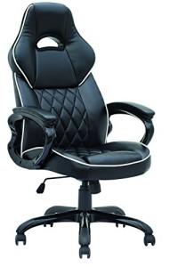 Gamer Stuhl ♥ Computerstuhl ♥ Zockersessel ♥ k.A. ♥ schwarz