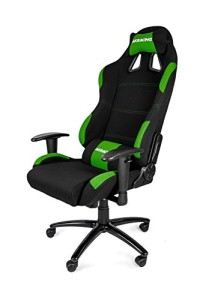 AKRacing Stuhl ♥ Akracing vs DXracer ♥ 25 kg ♥ schwarz / grün