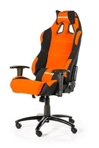 AKRacing Stuhl ♥ Ak Racing Stuhl ♥ 25 kg ♥ schwarz / braun