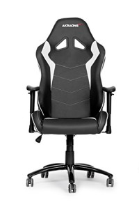 AKRacing Stuhl, Oktane ♥ Gaming Throne ♥ 25 kg ♥ schwarz