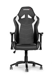AKRacing Stuhl, Oktane ♥ Gaming Throne ♥ 25 kg ♥ schwarz