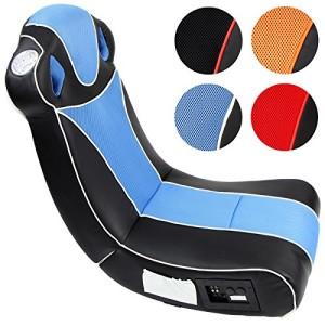 Soundsessel, schaukelfähig ♥ Multimediasessel, Soundsessel mit Lautsprecher ♥ 14 kg ♥ 4 Farben für 4 Player